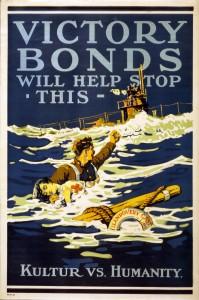 Victory Bonds (Llandovery Castle)