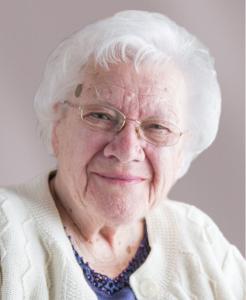 Joyce Mullins nee Crabb